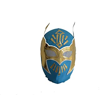 Deportes Martinez Children Sin Cara Lycra Lucha Libre Wrestling Mexican Mask Teenager, Kid and Child Luchador Mask