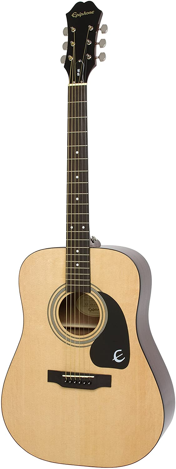 Epiphone DR-100 Best Cheap Acoustic Guitar for Beginners