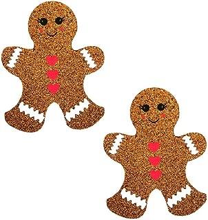 Neva Nude Winter Holiday Season Nipztix Pasties Nipple Covers