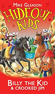 Billy the Kid & Crooked Jim: Book 6