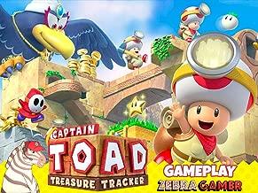 Clip: Captain Toad Treasure Tracker Gameplay - Zebra Gamer