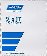 Norton 00285 9-Inch X 11-Inch 150C Adalox Aluminum Oxide Sandpaper