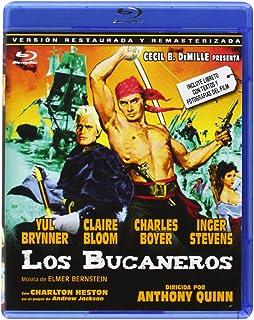 Los Bucaneros [Blu-ray]