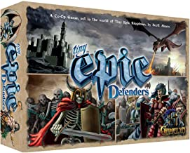 1st Edition Tiny Epic Defenders