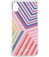 Kate Spade New York - Glitter Geobrella Phone Case For iPhone XR