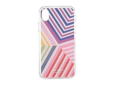 Kate Spade New York Glitter Geobrella Phone Case For iPhone XR (Multi) Cell Phone Case
