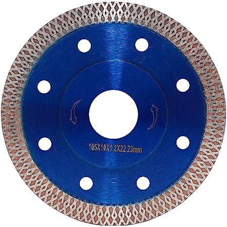 E-Cut 2-piece set diamond saw blade 65 mm for tiles fits Makita BTM Fine