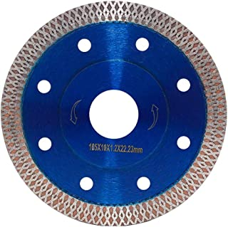 Supper Thin Diamond Tile Blade Porcelain Saw Blade for Cutting Porcelain Tile Granite Marbles (4