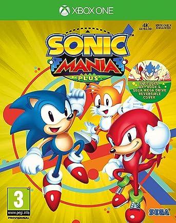 Sonic Mania Plus Xbox One by SEGA