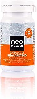 Betacaroteno en Cápsulas | Natural Acelera el Bronceado | Antioxidante y Mejora