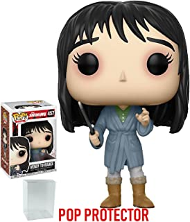 Funko Pop! Horror Movies: The Shining - Wendy Torrance Vinyl Figure (Bundled with Pop Box Protector Case)