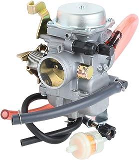 XMT-MOTO Carburetor Fuel Filter fits for Kawasaki 1986-2005 KLF Bayou 300 KLF300C 4x4 KLF300A