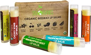 Best natural organic lip balm Reviews