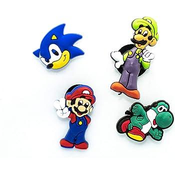 4 Mario, Luigi, Sonic \u0026 Yoshi Shoe