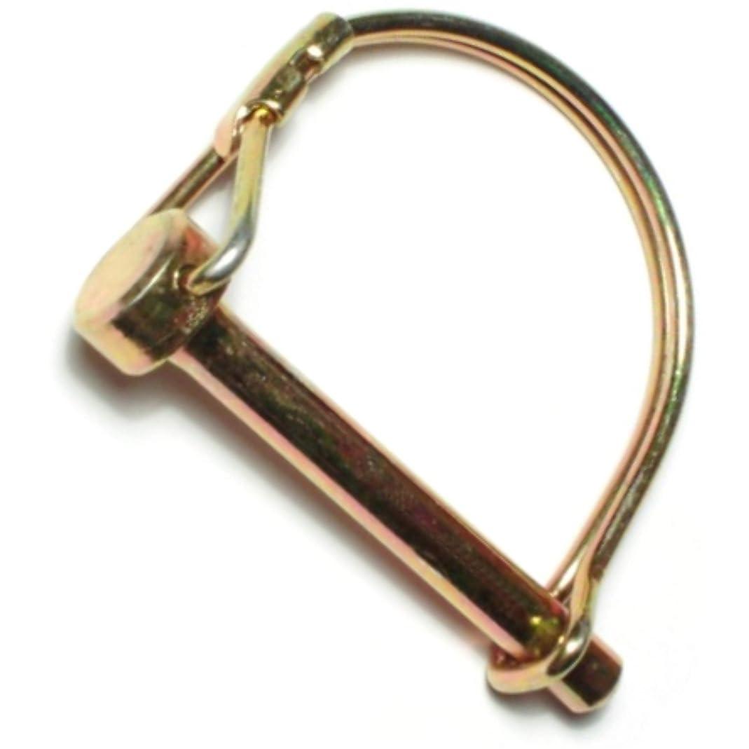 Hard-to-Find Fastener 014973223663 Round Wire Lock Pins, 1/4 x 2, Piece-8