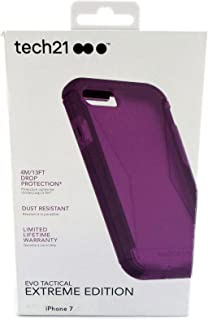 Tech21 Tech 21 - Evo Tactical Extreme Edition Case for Apple iPhone 7 - Violet (Violet)