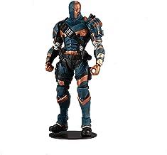 McFarlane Toys DC Multiverse Deathstroke: Batman: Arkham Origins 7-inch Action Figure, Multicolor...