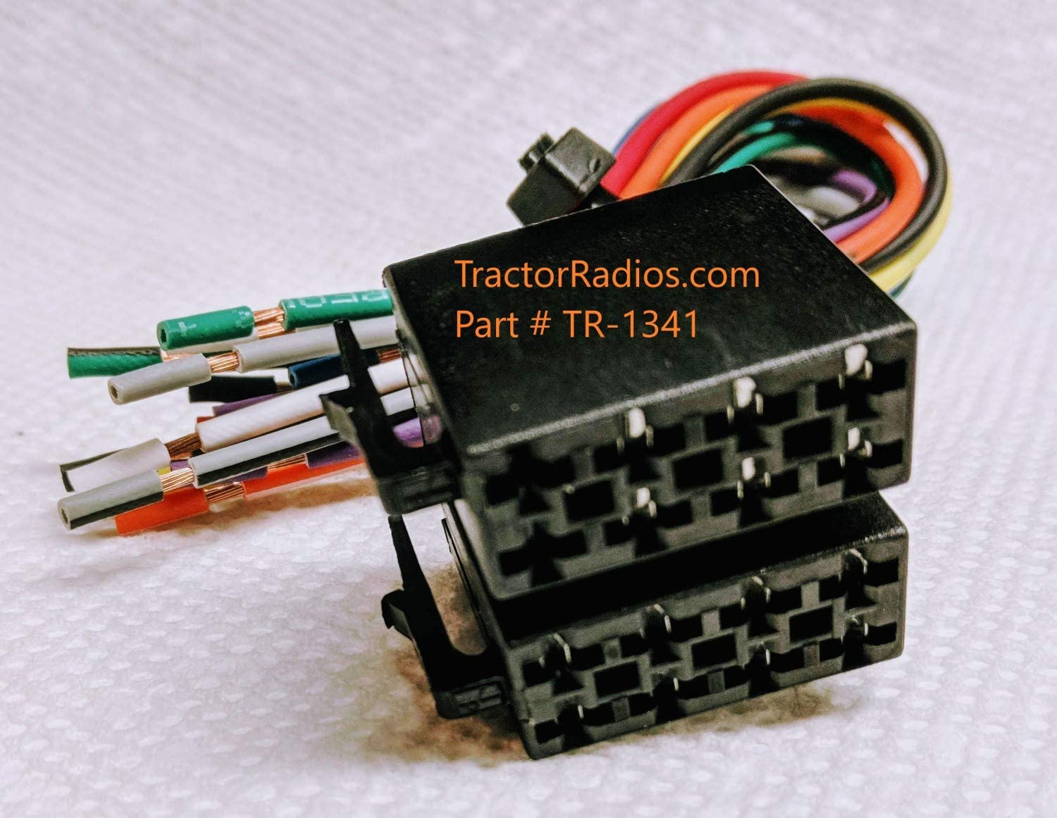 Amazon.com: Semi Truck Stereo Male ISO Wiring Harness Radio CD Player in  Dash Freightliner Plug Play International Peterbilt Volvo Freightliner  Sterling Mack Kenworth: Industrial & ScientificAmazon.com