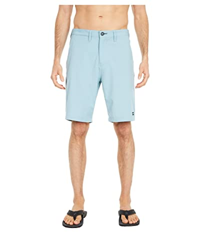 Billabong Crossfire Slub 21 Submersible Shorts (Seafoam) Men