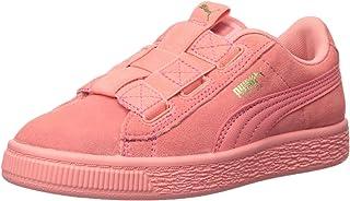 PUMA Kids' Suede Maze Pull on Sneaker