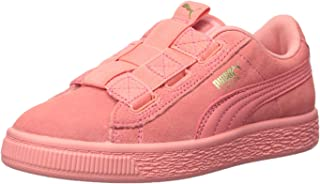 PUMA Kids' Suede Maze Pull on Sneaker