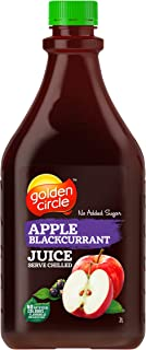 Golden Circle Apple and Blackcurrant Juice, 2L