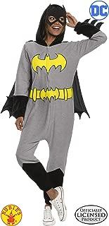 Costume Batgirl Dc Superhero Adult Onesie
