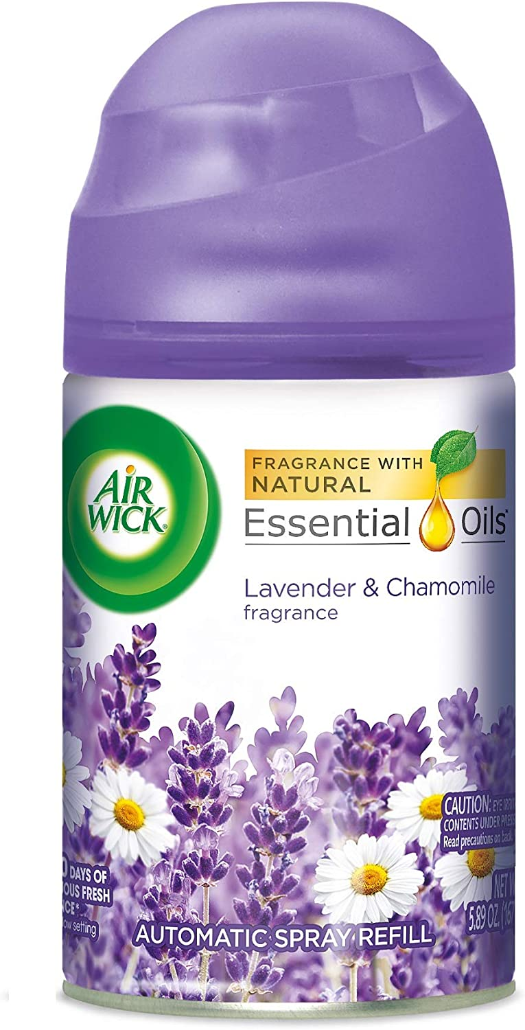Popular product Air Wick Pure Freshmatic Refill Limited time sale Automatic Lavender Spray Cham
