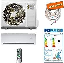 Home Deluxe – Klimaanlage SET Split XL – Kühlen A++/ Heizen A+ – 9000..