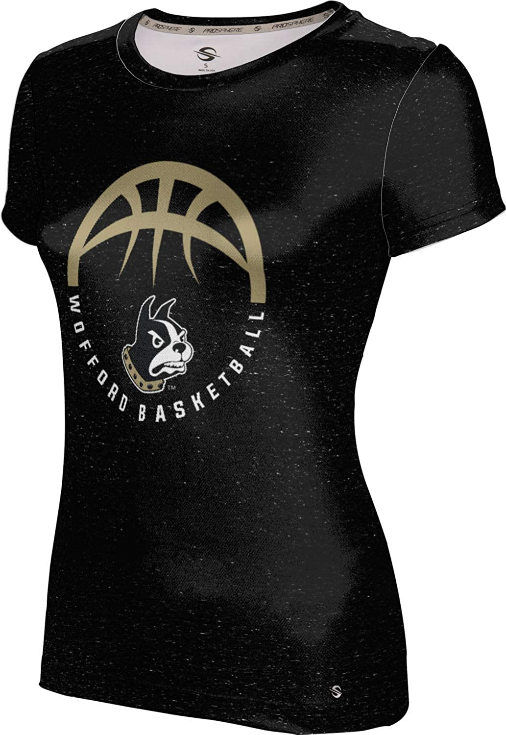 ProSphere Wofford College Basketball Girls' Performance T-Shirt (Heather)