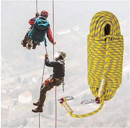 Expedición Montañismo Cuerda Rappel , Cuerda De Escalada Al Aire Libre , Alpinismo Aventura Cuerda Rescate De Campamento Alta Resistencia Cuerda ...