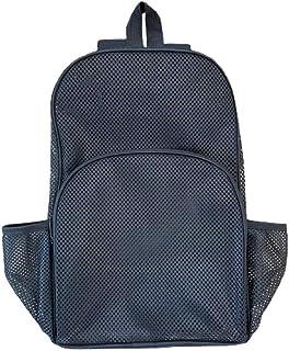 حقيبة ظهر شبكية للسباحة وحمام السباحة للأطفال