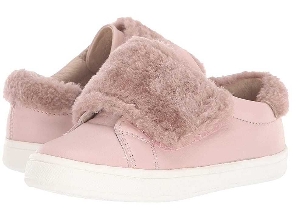 Old Soles Fur Master (Toddler/Little Kid) (Powder Pink/Dusty Pink) Girl