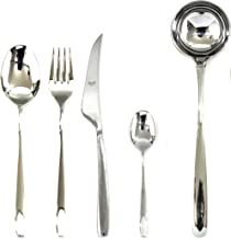 Mepra 49-Piece Avanguardia Flatware Set