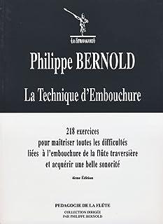 LA TECHNIQUE D'EMBOUCHURE