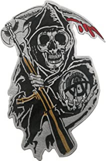 sons of anarchy reaper patch