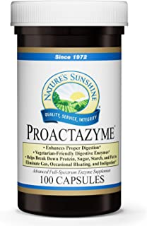proactazyme and weight loss