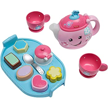 Fisher-Price Laugh /& Learn Smart Stages Tea Set CDG07
