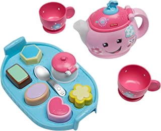 Fisher-Price Laugh & Learn Sweet Manners Toddler Tea Set DYM76