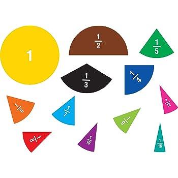 Ashley Fractions Die-Cut Magnetics Multi 24 Sets
