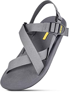 SPOT Urban Style Sandals for Men with Adjustable Buckle | Premium webbing Upper | Series- SS-54