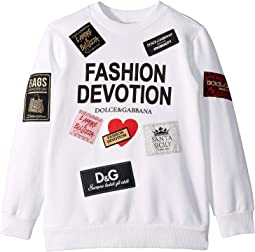 Fashion Devotion Sweatshirt (Little Kids)