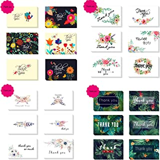 60 Greeting Cards For All Scenes-Birthday Cards, Christmas Cards, Friendship Cards, Thank You Cards, Congratulation Cards,...