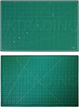 JKTrading AU Cutting Mat A1 Thick 5Ply Self Healing Craft 2 Side Print w Improved PVC Scrapbooking Quilting (A1)