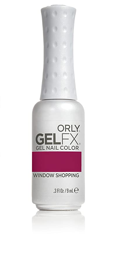 ガラス本テロOrly GelFX Gel Polish - Window Shopping - 0.3oz / 9ml