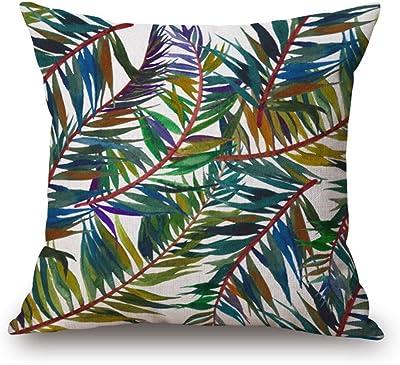 Amazon.com: wqbzl Trippy Weed hojas naturaleza moda ...