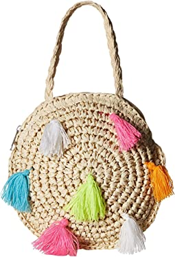 Tassel Straw Purses
