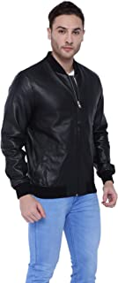 Best men's lambskin leather bomber jacket Reviews