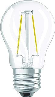 Osram LED-Bulb E27 RETROFIT Classic 2W 250LM 827 Clear 15000H, 4052899941618 (2W 250LM 827 Clear 15000H)
