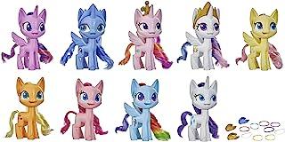 My Little Pony - Megacolección de la Amistad - Set de 9 pon